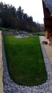 Zahrada kolem srubu W-GARDEN-Realizace zahrad0016