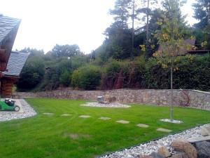 Zahrada kolem srubu W-GARDEN-Realizace zahrad0025