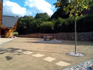 Zahrada kolem srubu W-GARDEN-Realizace zahrad0034
