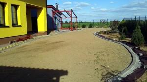 Nová zahrada-pokládka travního kobrce W-GARDEN-Realizace zahrad0014