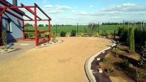 Nová zahrada-pokládka travního kobrce W-GARDEN-Realizace zahrad0015