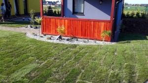 Nová zahrada-pokládka travního kobrce W-GARDEN-Realizace zahrad0034
