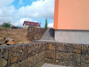 Gabionová zeď W-GARDEN-Realizace zahrad0003