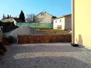 Gabionová zeď W-GARDEN-Realizace zahrad0007