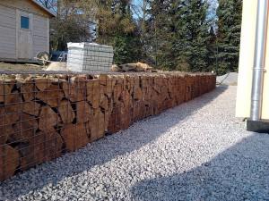 Gabionová zeď W-GARDEN-Realizace zahrad0008