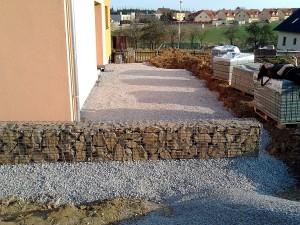 Gabionová zeď W-GARDEN-Realizace zahrad0012