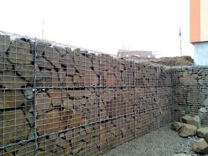 Gabionová zeď W-GARDEN-Realizace zahrad0023