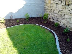 Lemování trávníku a výsadba keřů-W-GARDEN-Realizace zahrad0002