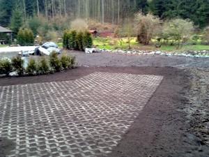 Zahradní domek, parkovací stání překrásná zahrada-W-GARDEN-Realizace zahrad0028