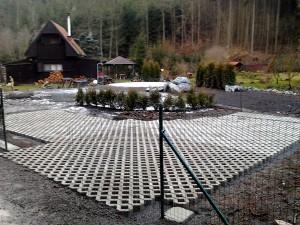 Zahradní domek, parkovací stání překrásná zahrada-W-GARDEN-Realizace zahrad0031